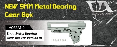 Hot News!! For New Metal Bearing Gear Box & Magazine  ...