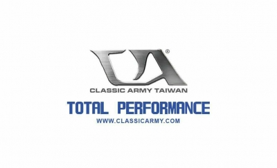 New exclusive distributor for Taiwan (Classic Army Taiwan)