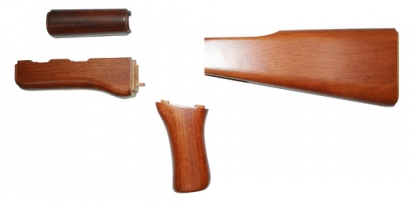 Wooden Conversion Kit For AK47