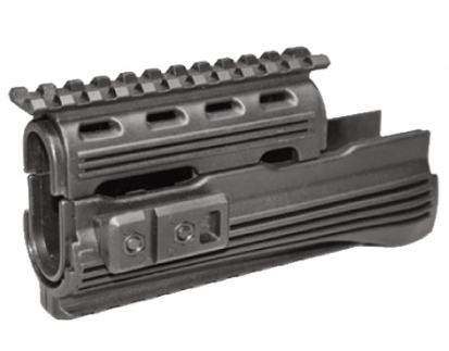 Upper and Lower Railed Hand Guard For AK Series