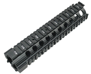 Mid-length Rail System (For Blowback and Gas Blowback)