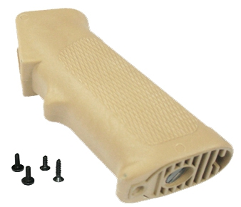 M15 Hand Grip w/ Low Noise Grip End - Desert Color(Desert)