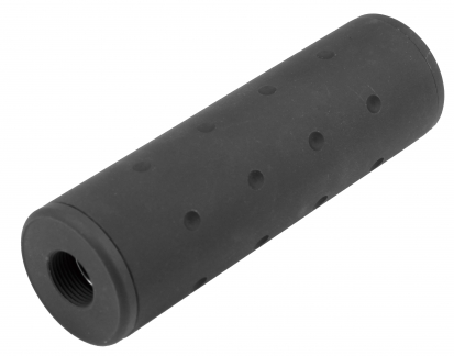 Aluminium Silencer (108mm)