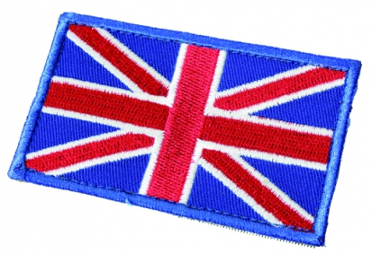 Britain Flag Patch