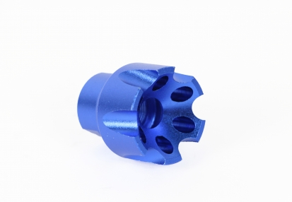 X9 Flash Hider (Blue)
